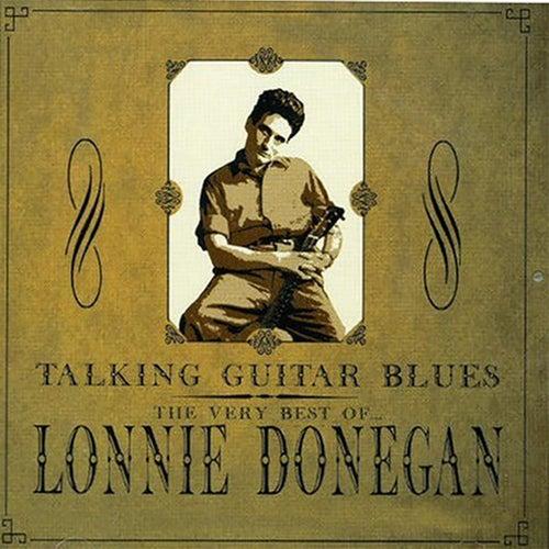 Talking Guitar Blues di Lonnie Donegan
