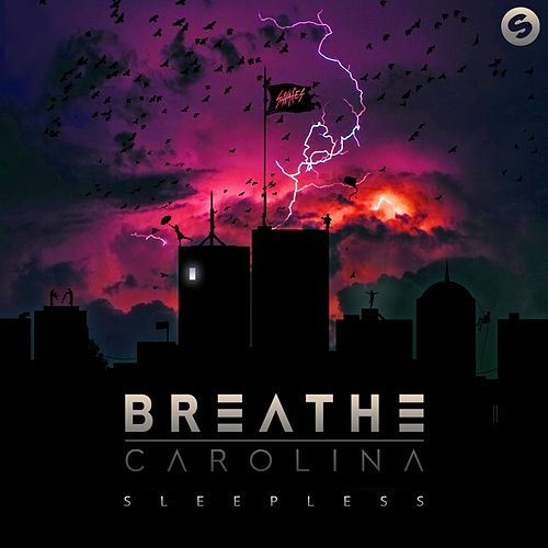Sleepless EP van Breathe Carolina