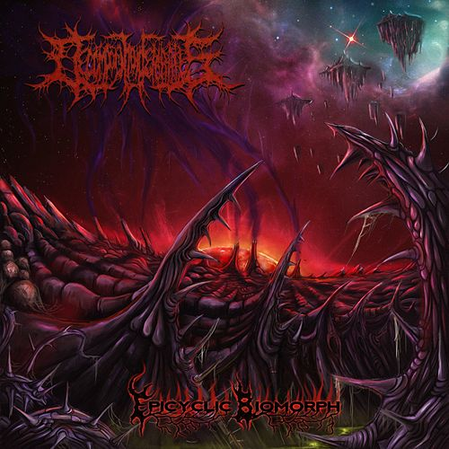 Epicyclic Biomorph von Decomposition of entrails
