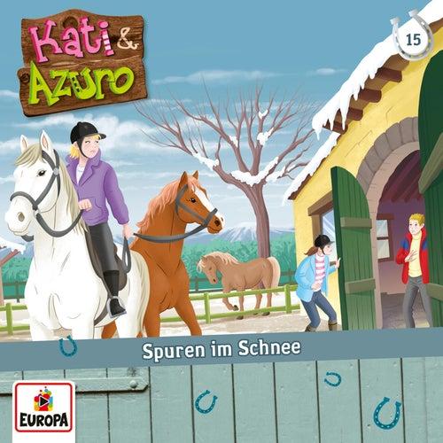15/Spuren im Schnee von Kati & Azuro