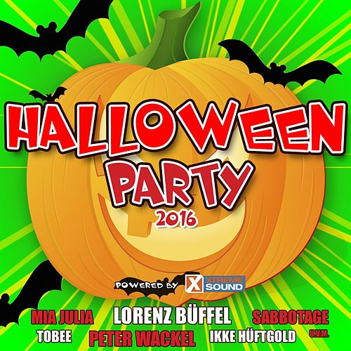 Halloween Party 2016 powered by Xtreme Sound von Various Artists