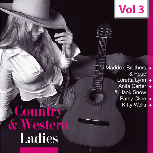 Country & Western Ladies, Vol. 3 de Various Artists