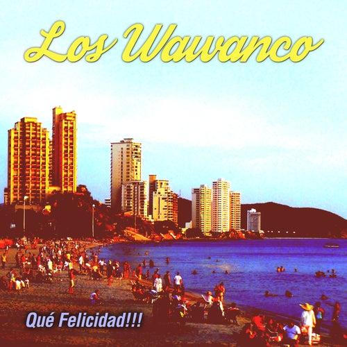 Que Felicidad!!! by Los Wawancó