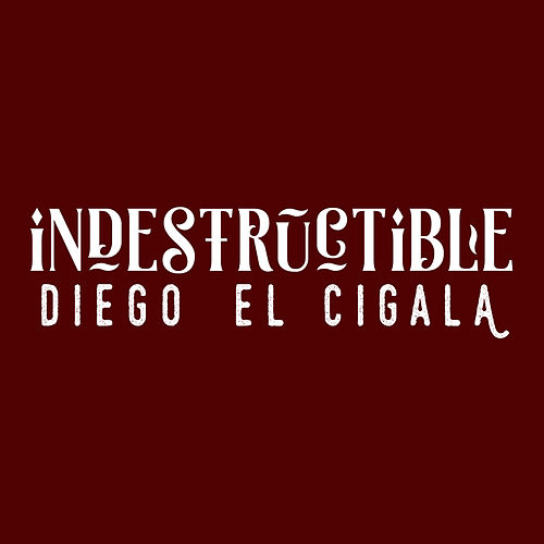 Indestructible von Diego El Cigala