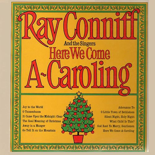 Here We Come A-Caroling de Ray Conniff