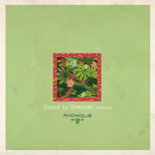 Grass Is Greener Remixes de Phonique