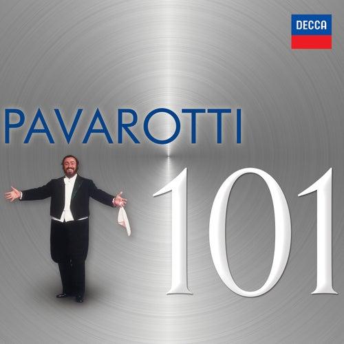 101 Pavarotti de Luciano Pavarotti