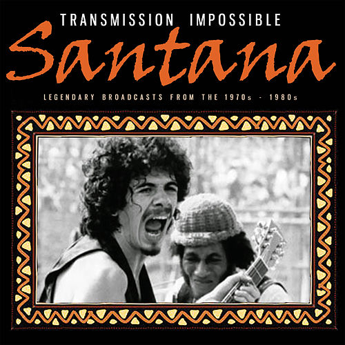 Transmission Impossible (Live) de Santana