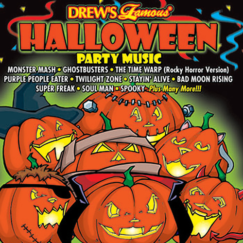 Halloween Party Music by The Hit Crew(1)