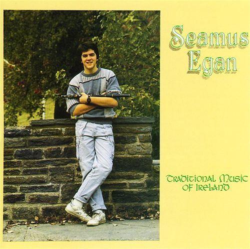 Traditional Music of Ireland von Seamus Egan