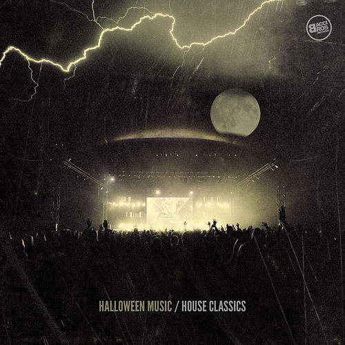 Halloween Music House Classics van Various Artists