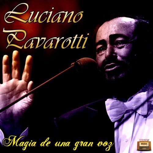 Magia de una gran voz von Luciano Pavarotti