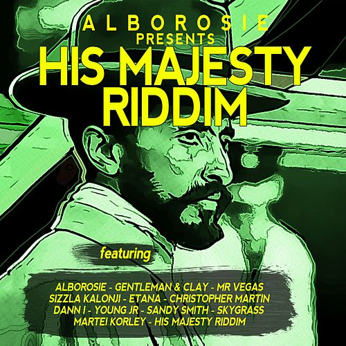 Alborosie Presents His Majesty Riddim von Alborosie