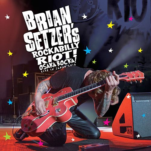 Nothing Is A Sure Thing (LIve) von Brian Setzer