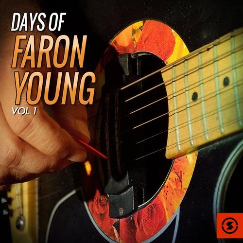 Days of Faron Young, Vol. 1 de Faron Young