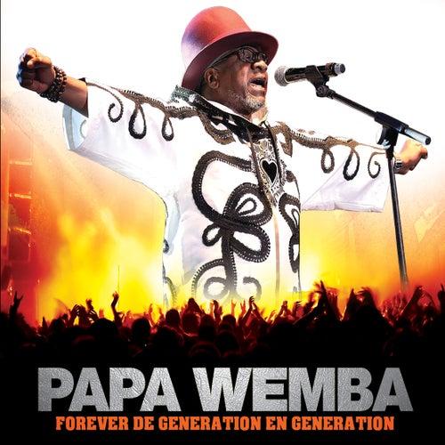 Forever de génération en génération de Papa Wemba