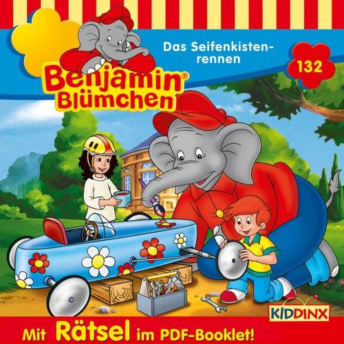 Folge 132: Das Seifenkistenrennen von Benjamin Blümchen