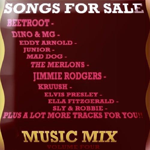 Songs for Sale - Music Mix Vol.4 de Various Artists