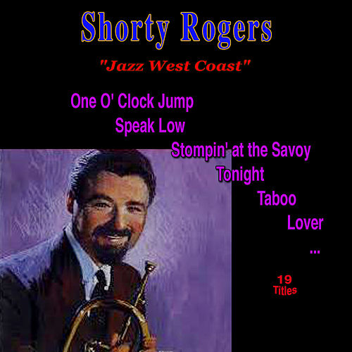The Fourth Dimension de Shorty Rogers