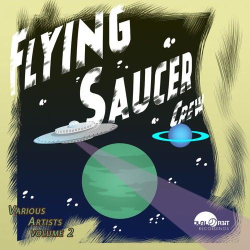 Flying Saucer Crew, Vol. 2 de Various Artists
