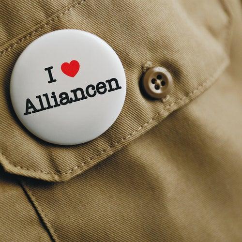 I Love Alliancen by Alliancen