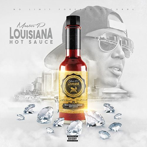 Louisiana Hot Sauce von Master P