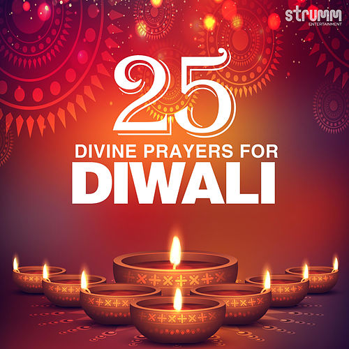 25 Divine Prayers for Diwali by Various Artists
