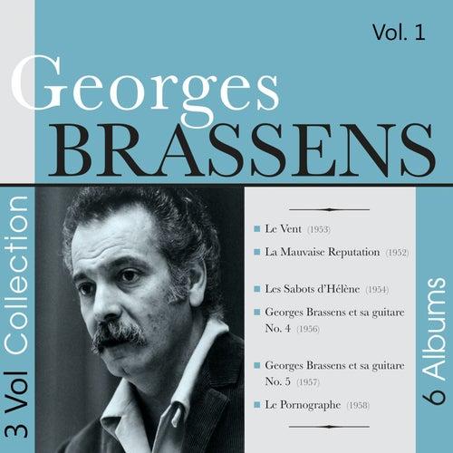 Georges Brassens - 3 Volumes Collection, Vol. 1 de Georges Brassens