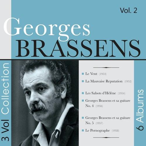 Georges Brassens - 3 Volumes Collection, Vol. 2 de Georges Brassens