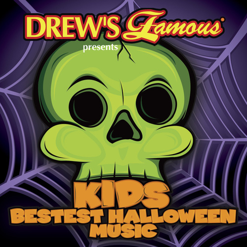 Kids Bestest Halloween Music by The Hit Crew(1)