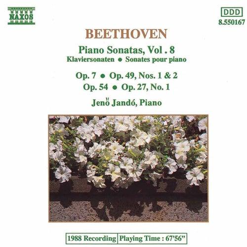 Piano Sonatas Vol. 8 by Ludwig van Beethoven