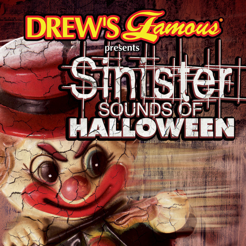 Sinister Sounds Of Halloween by The Hit Crew(1)