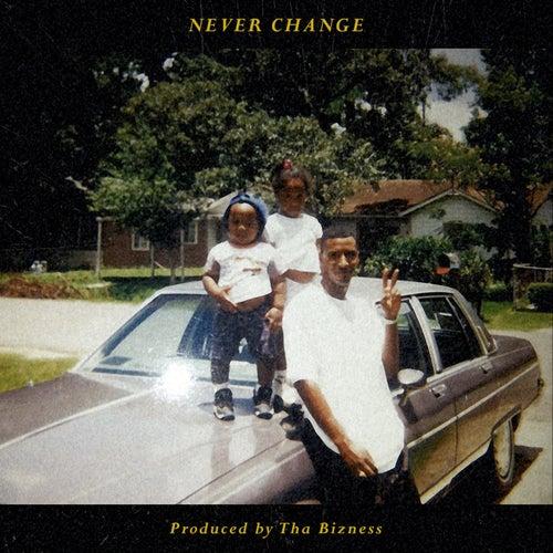 Never Change by De'Wayne Jackson