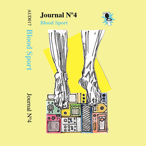 Journal No. 4 von Blood Sport