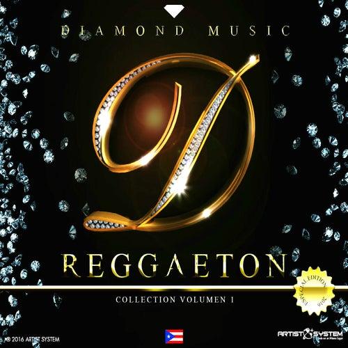 Diamond Music Reggaeton Collection de Various Artists