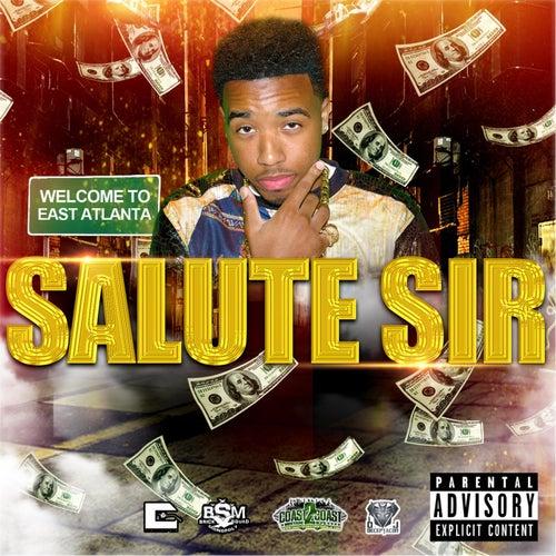 Salute Sir by SiR