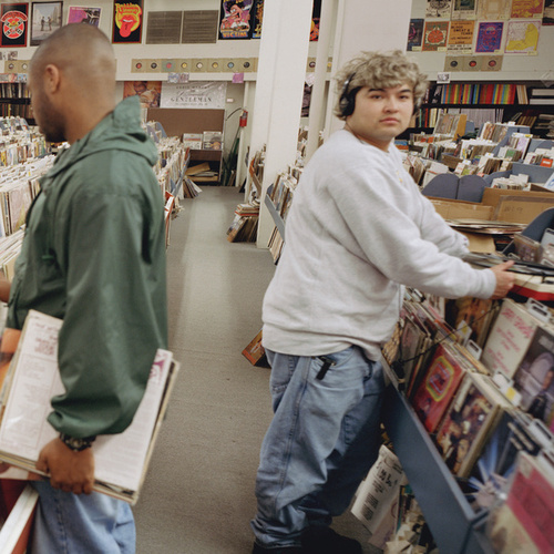 Endtroducing (Endtroducing Re-Emagined) by DJ Shadow