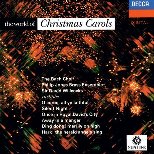 The World of Christmas Carols von Sir David Willcocks