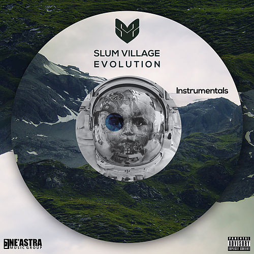 Evolution (Instrumentals) by Slum Village