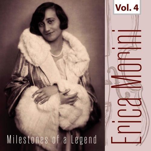 Milestones of a Legend - Erica Morini, Vol. 4 by Erica Morini