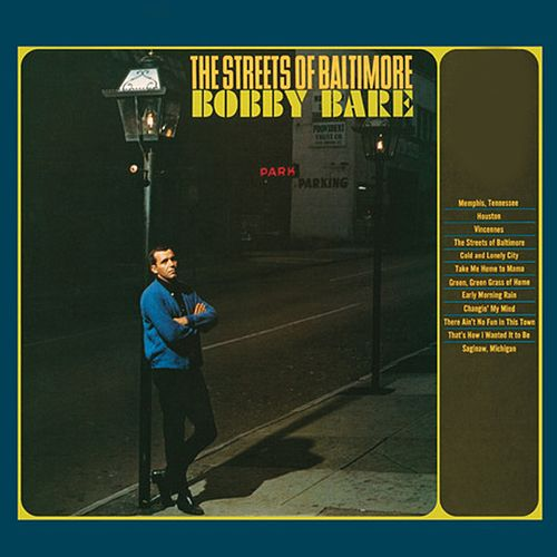 The Streets of Baltimore von Bobby Bare