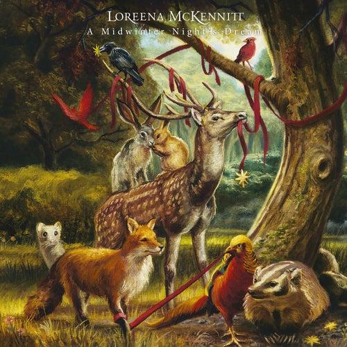 A Midwinter Night's Dream von Loreena McKennitt