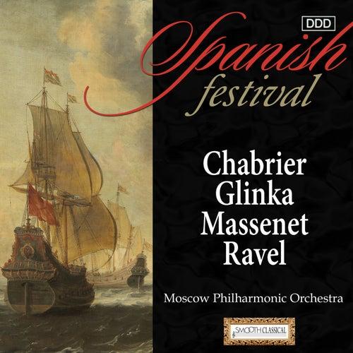 Spanish Festival: Chabrier, Glinka, Massenet & Ravel by Moscow Philharmonic Orchestra
