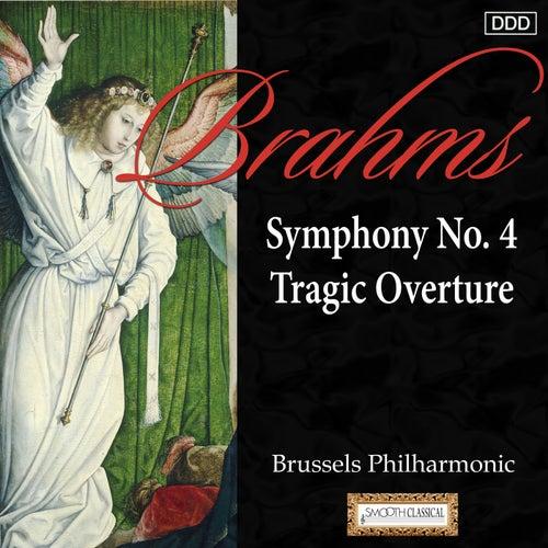 Brahms: Symphony No. 4 - Tragic Overture de Brussels Philharmonic