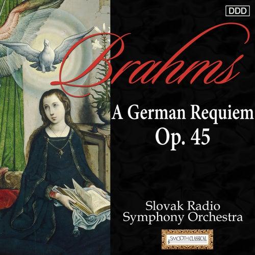 Brahms: A German Requiem, Op. 45 de Miriam Gauci
