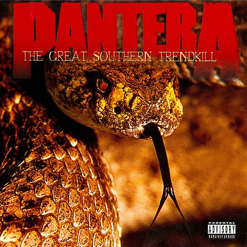 The Great Southern Trendkill von Pantera