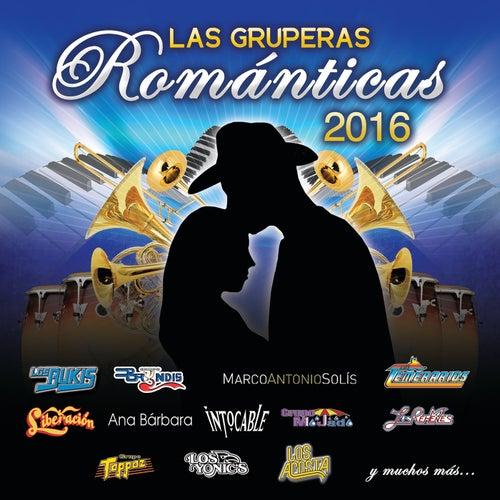 Las Gruperas Románticas 2016 de Various Artists