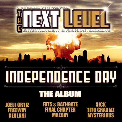 The Next Level Independence Day - The Album de Various Artists