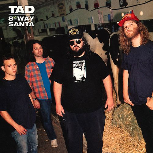 8-Way Santa (Deluxe Edition) by Tad