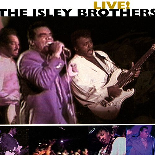 Live! by The Isley Brothers